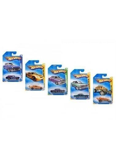 Hot Wheels Hot Wheels Tekli Arabalar 5785 Renkli